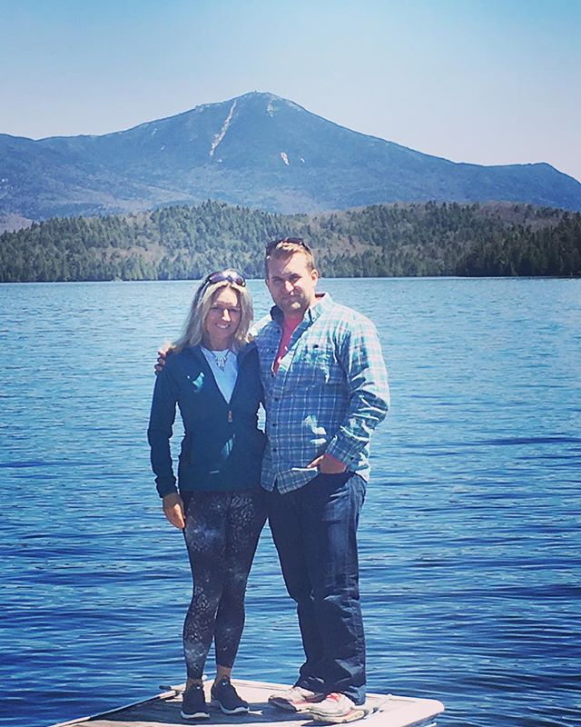 I love you, Mom! Happy Mother's Day @kellyholmes5  #mothersday #adks #whiteface #lakeplacid