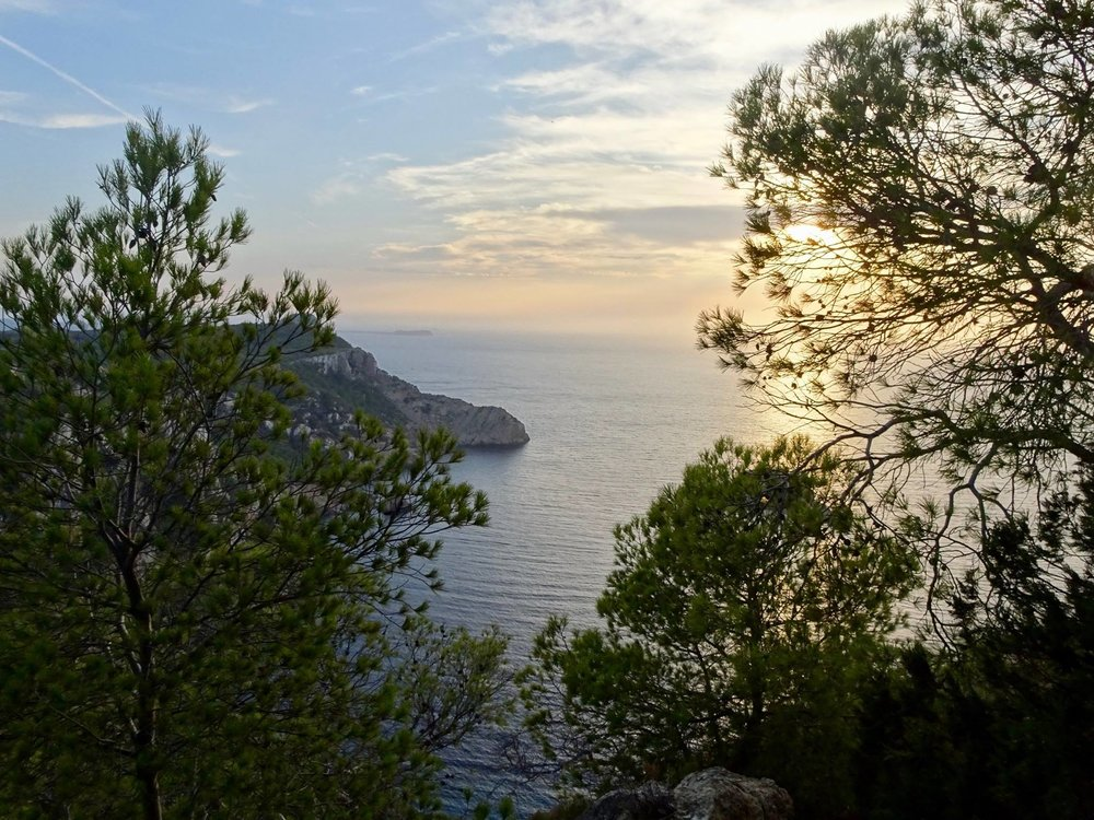 In September, I traveled to Gorgeous Ibiza - but instead of the club scene, I hiked. They call this place Heaven's Gate - I'm sure you can see why...