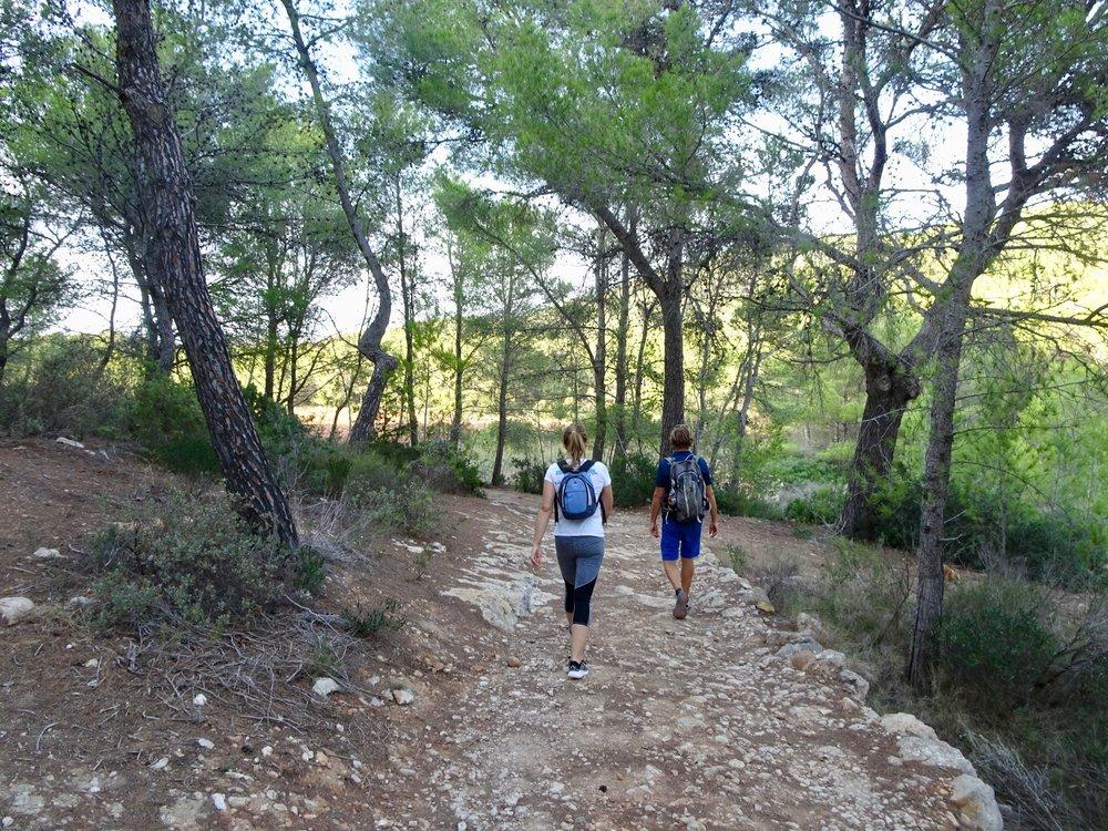 Walking Ibiza... -