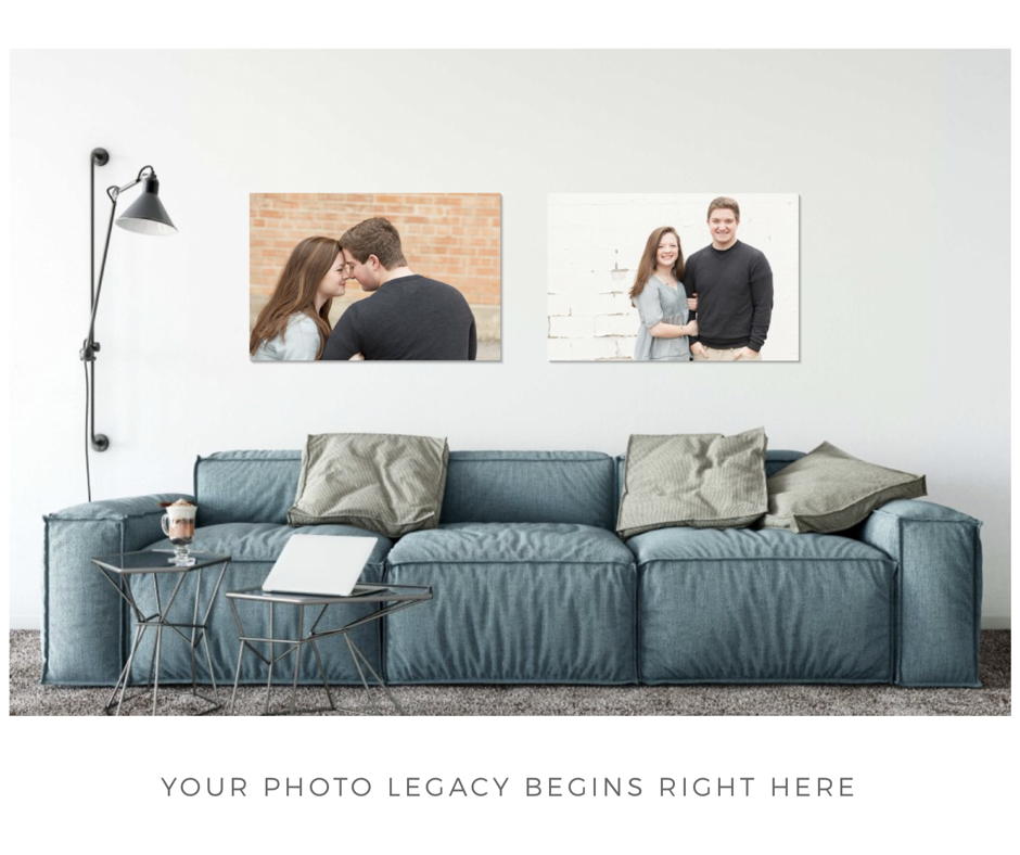 Photo Wall Gallery Design