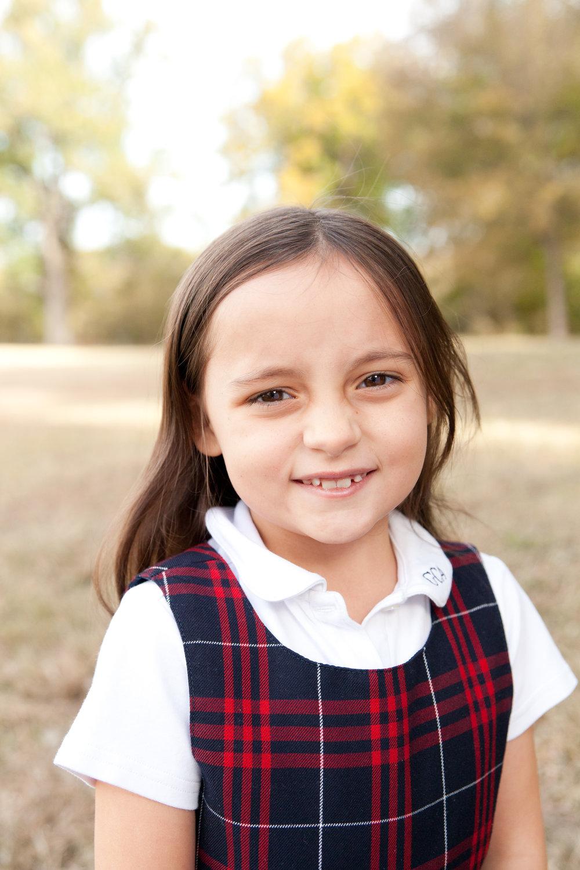 School Portrait, Texas