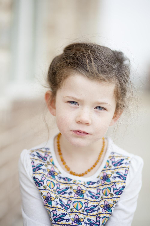 Natural School Portrait