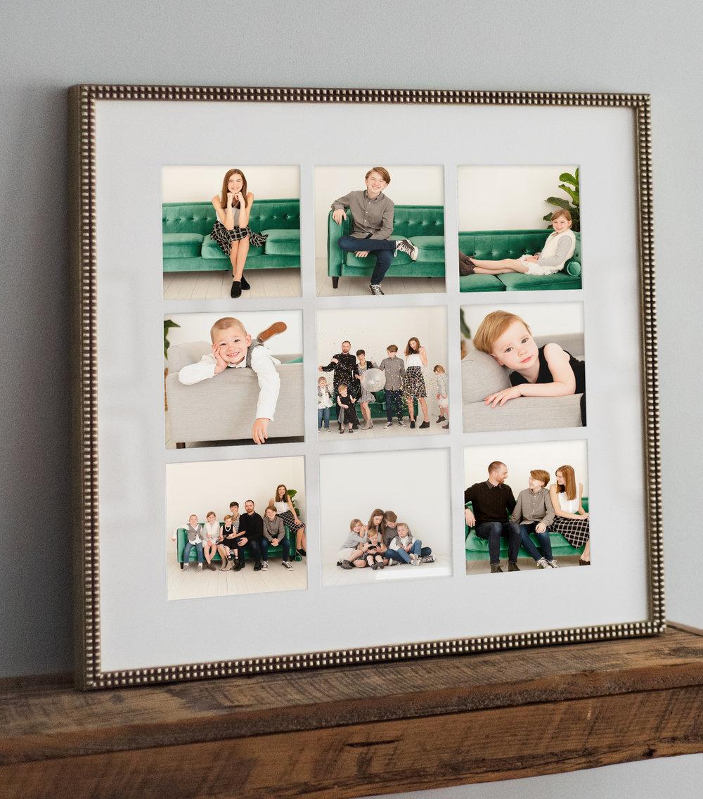 favorite 9 20x20 frame