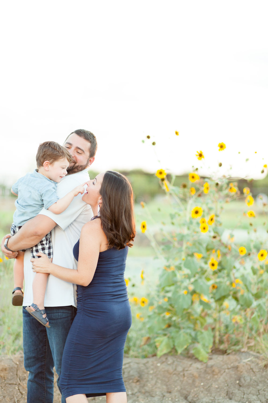 Natural Family Photo