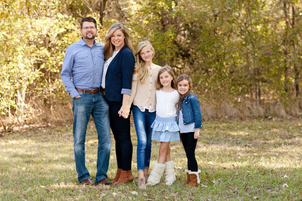 Copy of Camera aware family photo