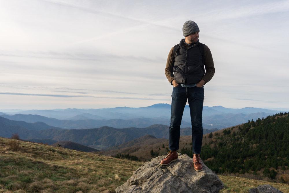 Angel Verde on Roan Mountain