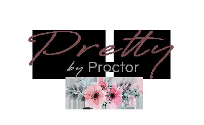 Pretty by Proctor Logo #4