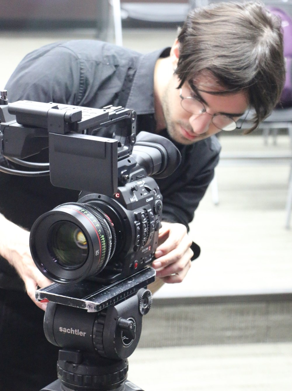 cinematography seminar workshop