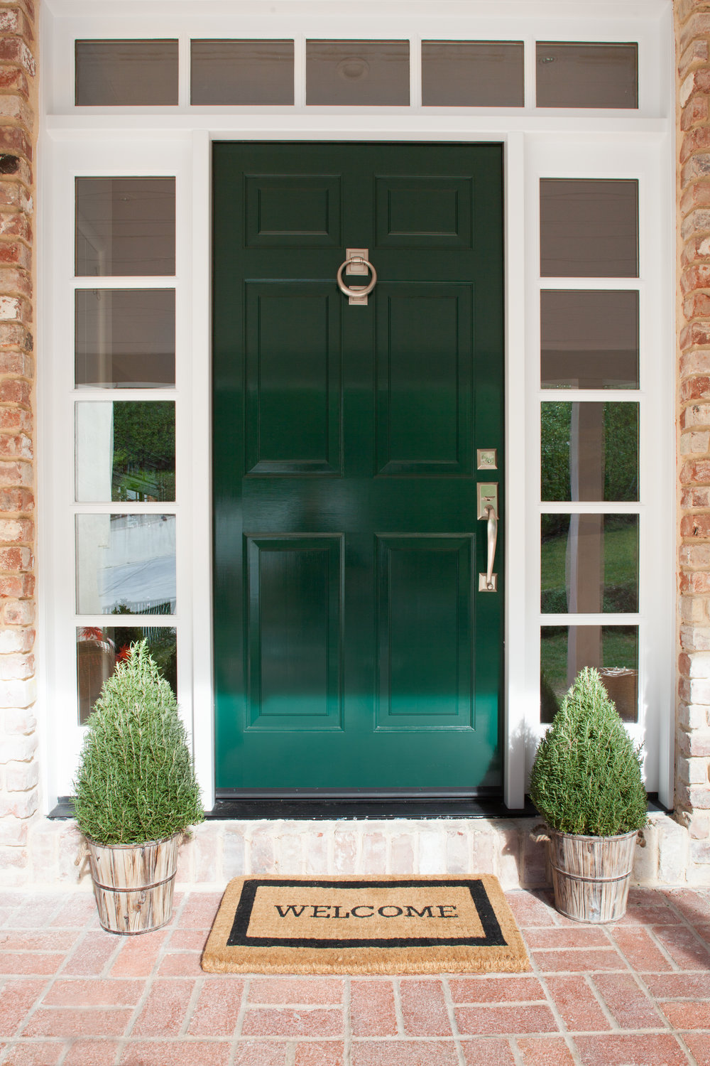 megan bachmann interiors green front door.jpg
