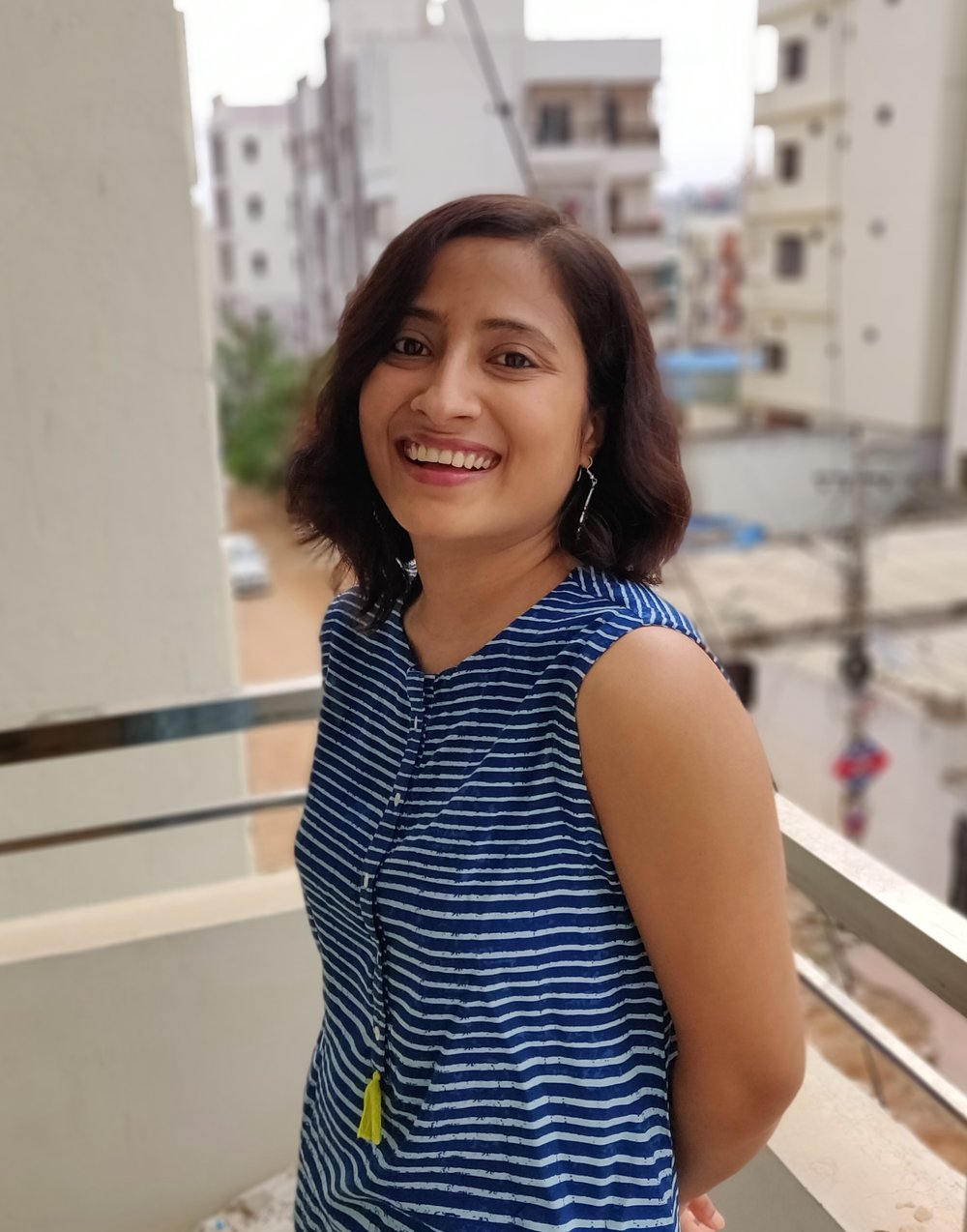 Tathagataa Basu   Tathagataa, a development professional, writer, and lifelong learner is the head of communication, looks after the collaborations and operations across the 12 nations, and supports the content team.
