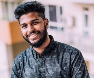 CHARAN GP, ENTREPRENEUR, INDIA   Charan, a Founders institute graduate and a serial entrepreneur will be the curator of GAC during the journey.