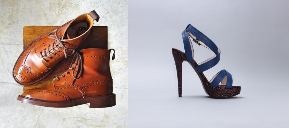 左側 革靴写真 出典: studio.CBR