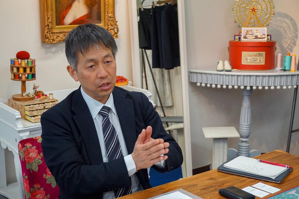株式会社クリエイション 代表取締役専務 岡田 正様