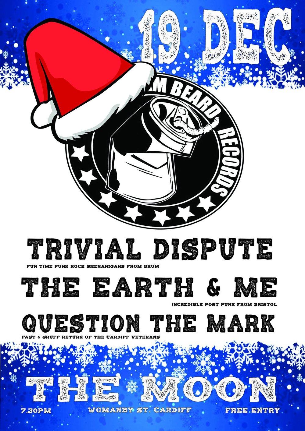 Trivial Dispute