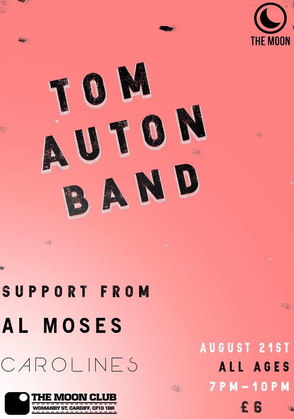 Tom Auton Band