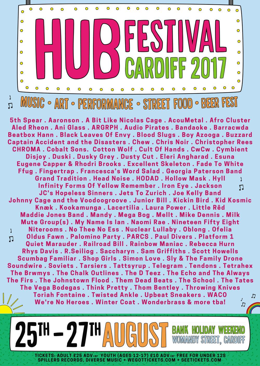 Hub Festival 2017