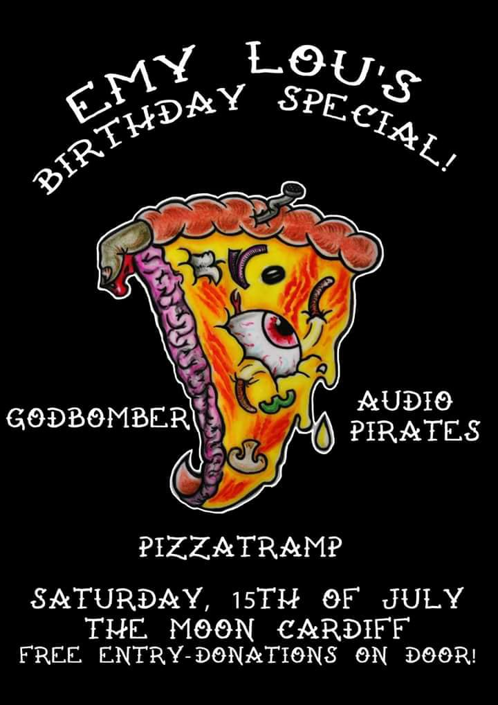 Emy Lou's Birthday / Pizzatramp