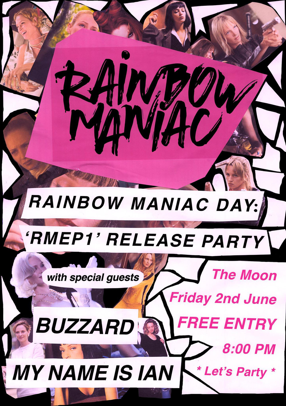 Rainbow Maniac Launch