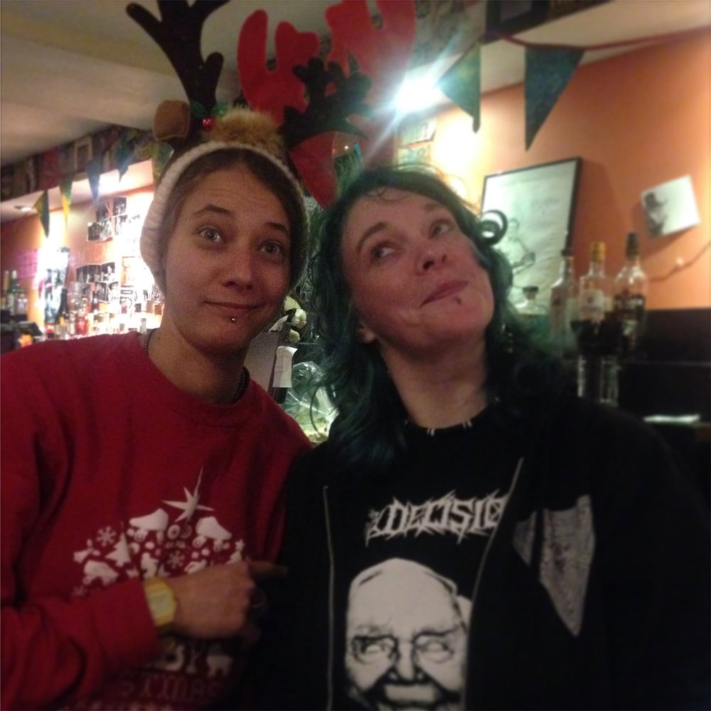Alison & Charl