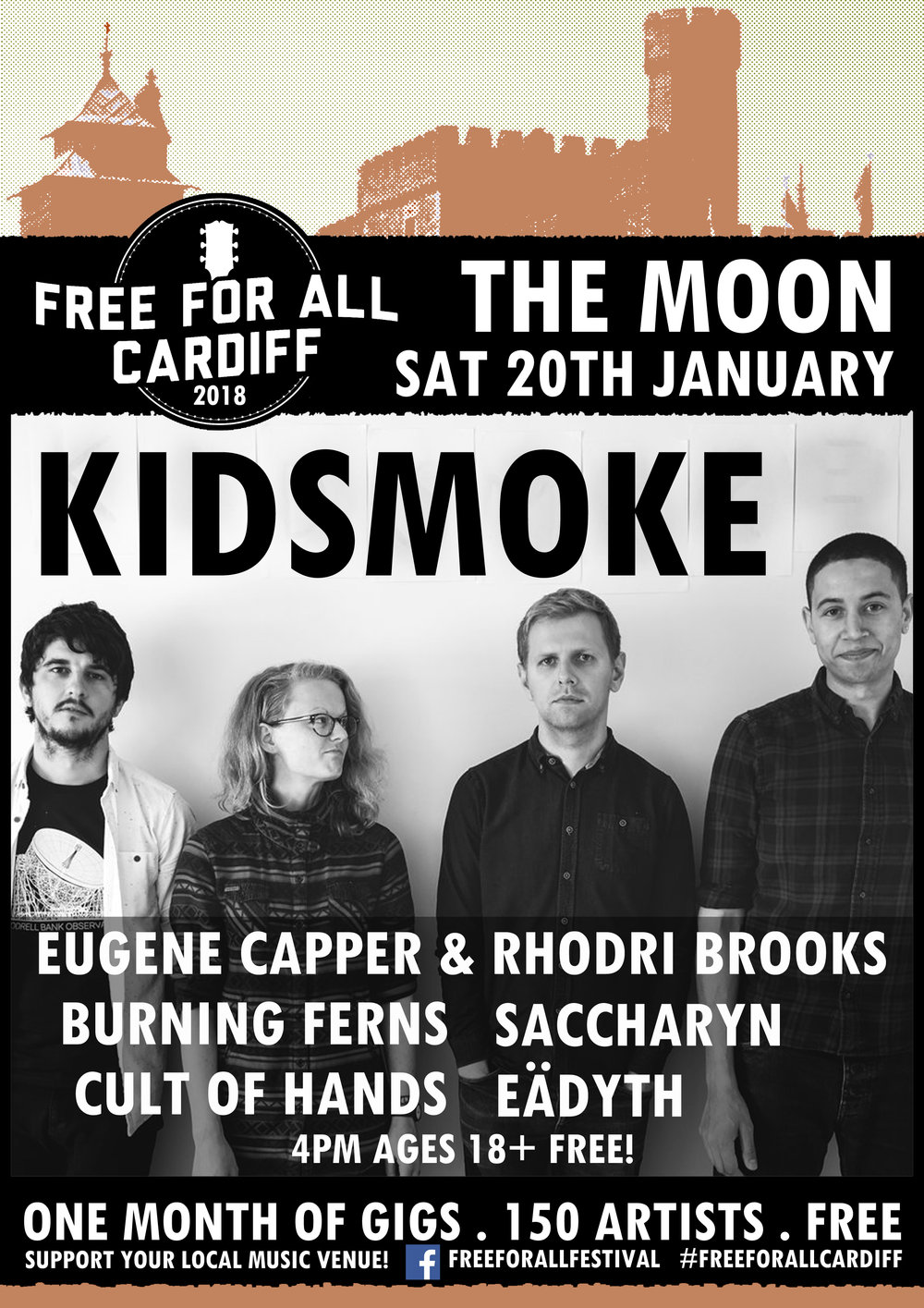 Kidsmoke - Free For Alldayer