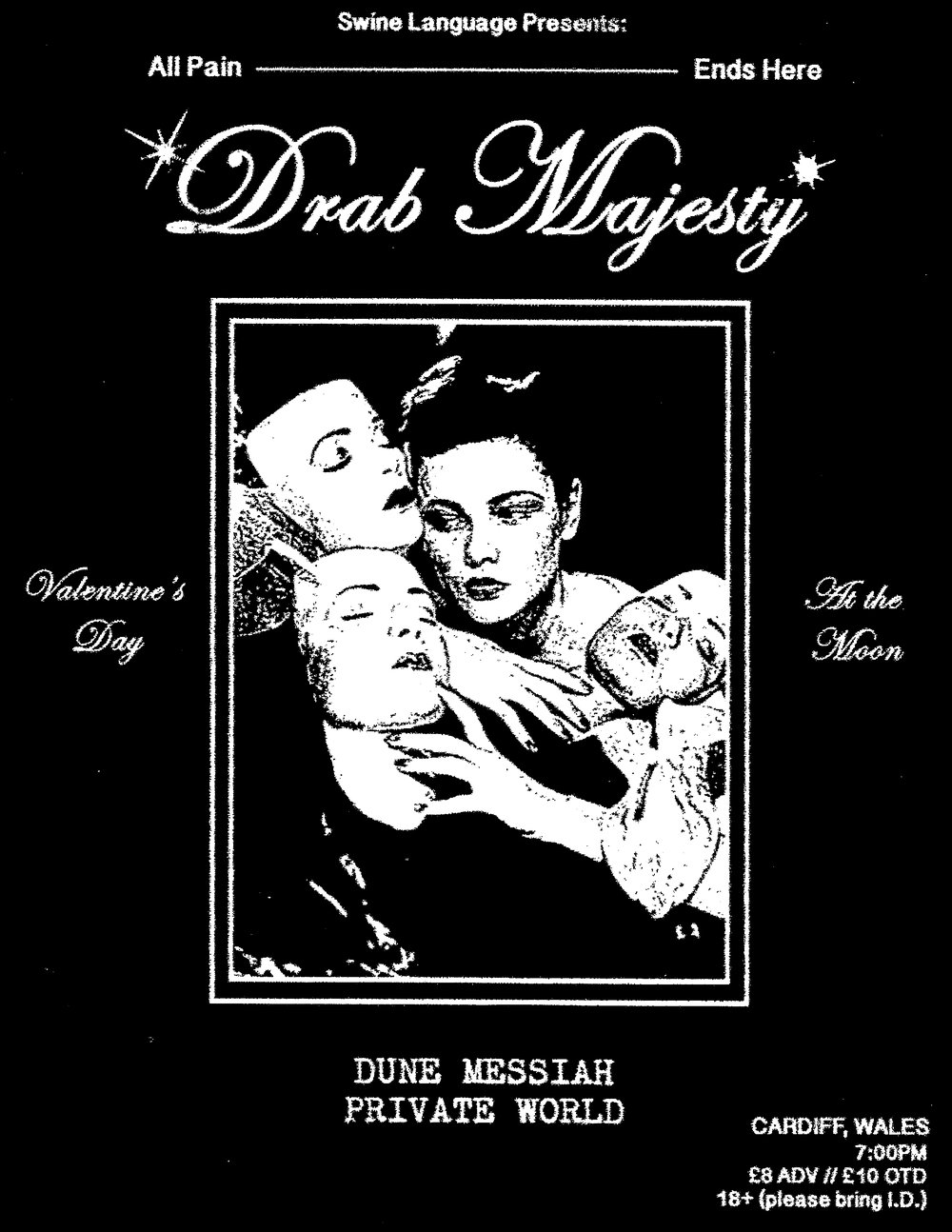 Swine Language presents Drab Majesty