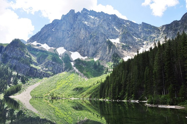Granite Lake, Cabinet Mountain Wilderness