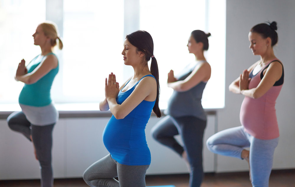 WEEKLY PRENATAL & POSTNATAL YOGA CLASSES