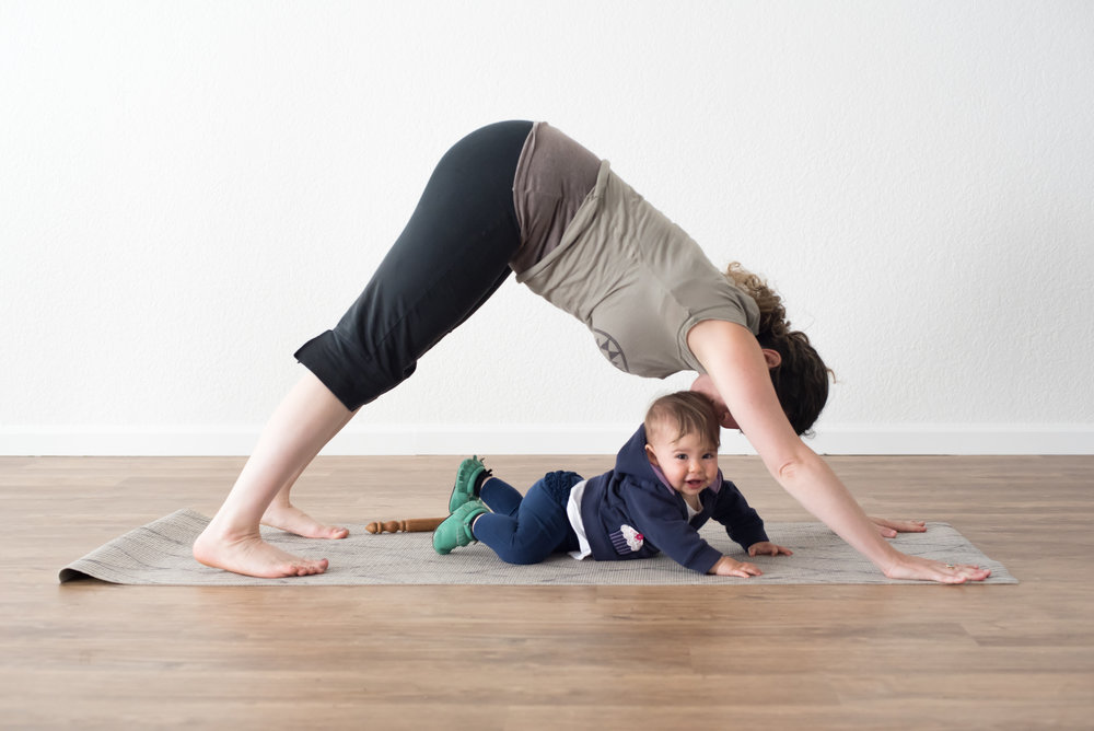 MOM & BABY YOGA SERIES