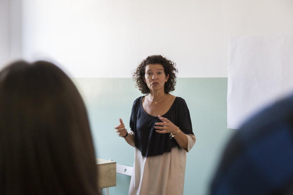 Ingrid deClerq, Social Track