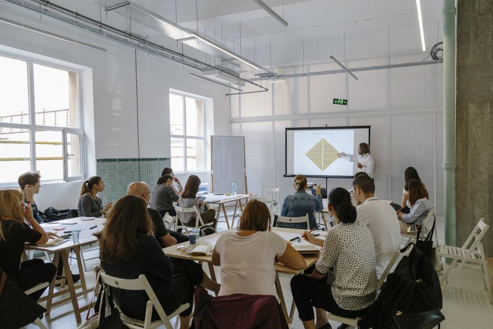 Workshop, Business Track
