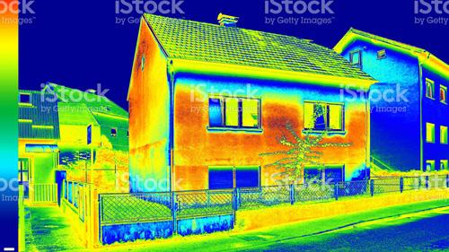 Wärmedämmung - Umweltgerechte Fassadendämmung