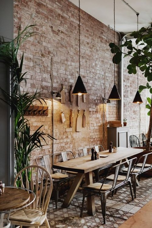 34c5b203e92 5 steps to get the Industrial look in your home. — Reclamation ...