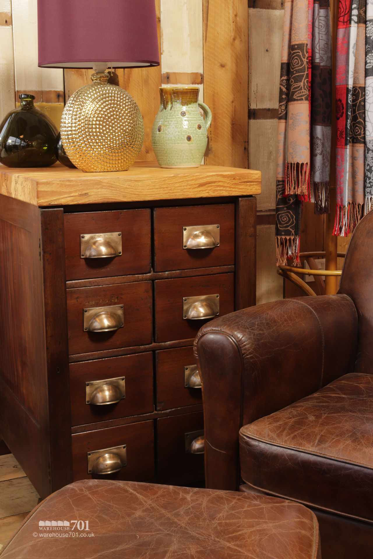Salvaged Ex-Lloyds Bank Mahogany Locking Drawer Unit — Reclamation &  Architectural Salvage in Herefordshire - Warehouse 701