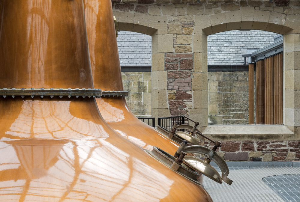 The Borders Distillery, Hawick