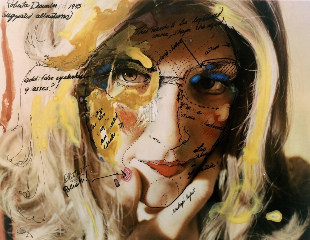Lynn Hershman Leeson, 'Roberta's Construction Chart #2', 1975, acquisition through Paul Van Esch & Partners.