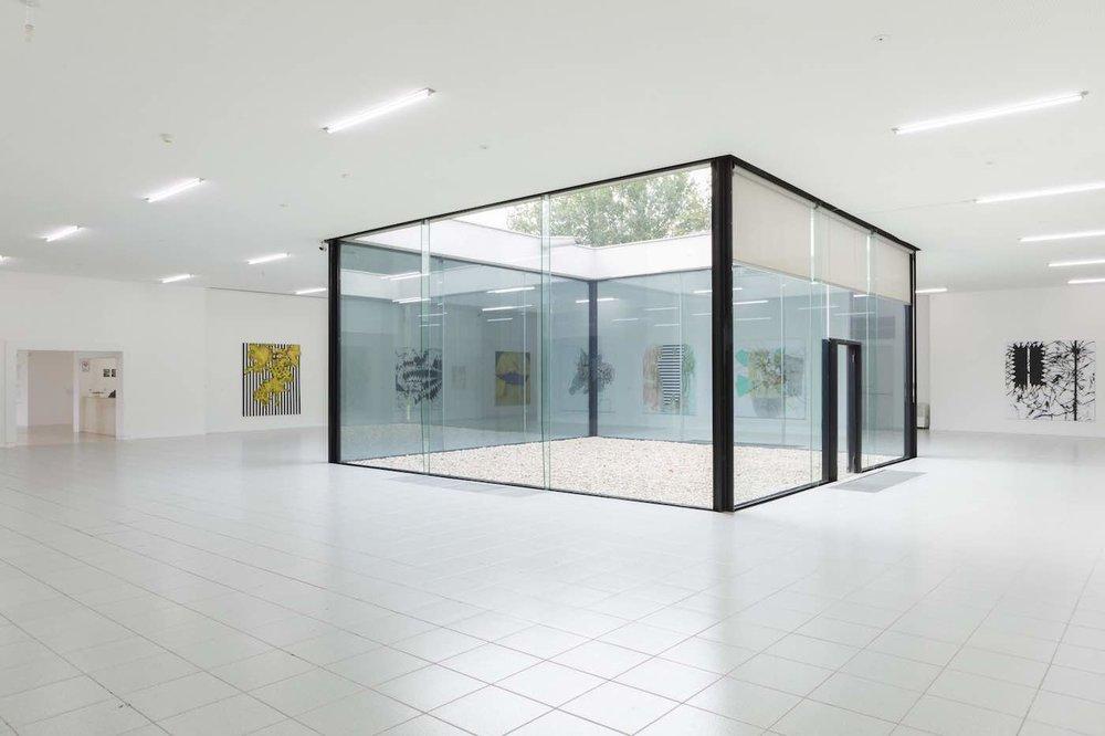 Charline von Heyl - Snake Eyes  / © museum Dhondt-Dhaenens / photo: Rik Vannevel