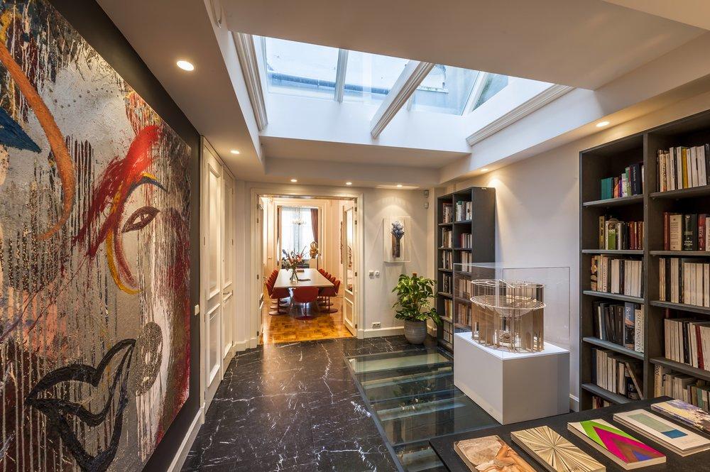 Art Dealer's House / photo:  © Teo Krijgsman