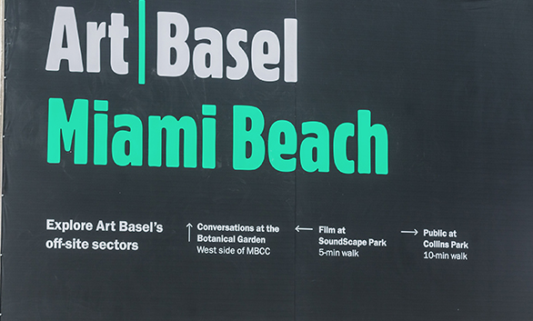 Art | Basel Miami Beach, December 6 - 9, 2018