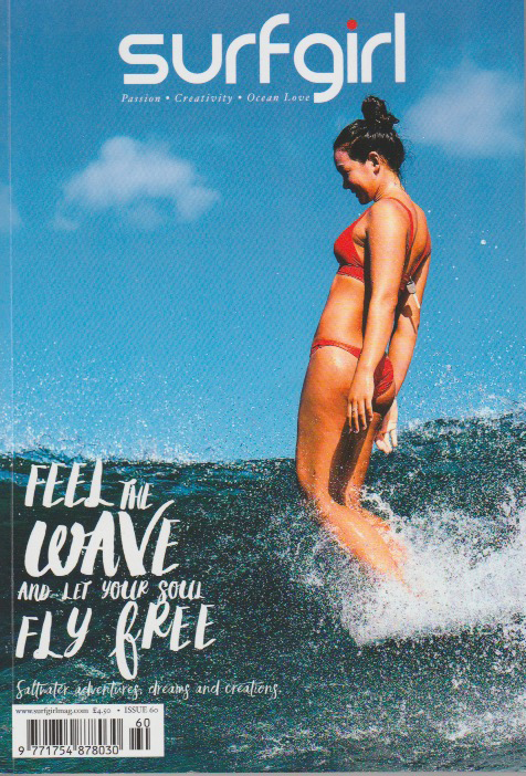Surf girl magazine