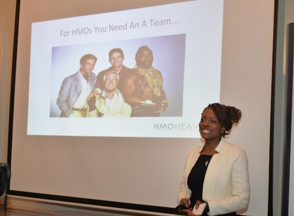 Property Investment Meeting Bristol - Stephanie Taylor of HMO Heaven