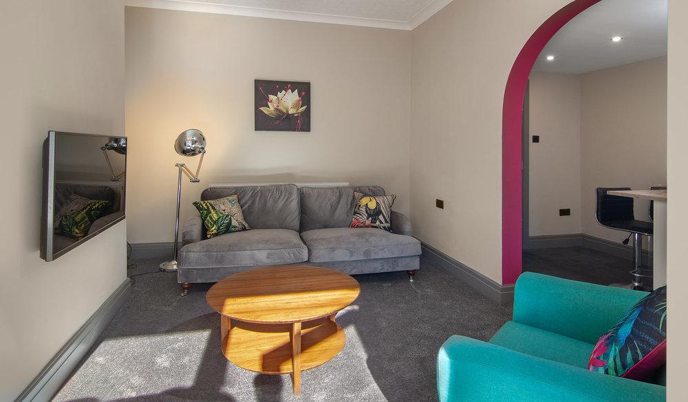 Lancashire Hill lounge