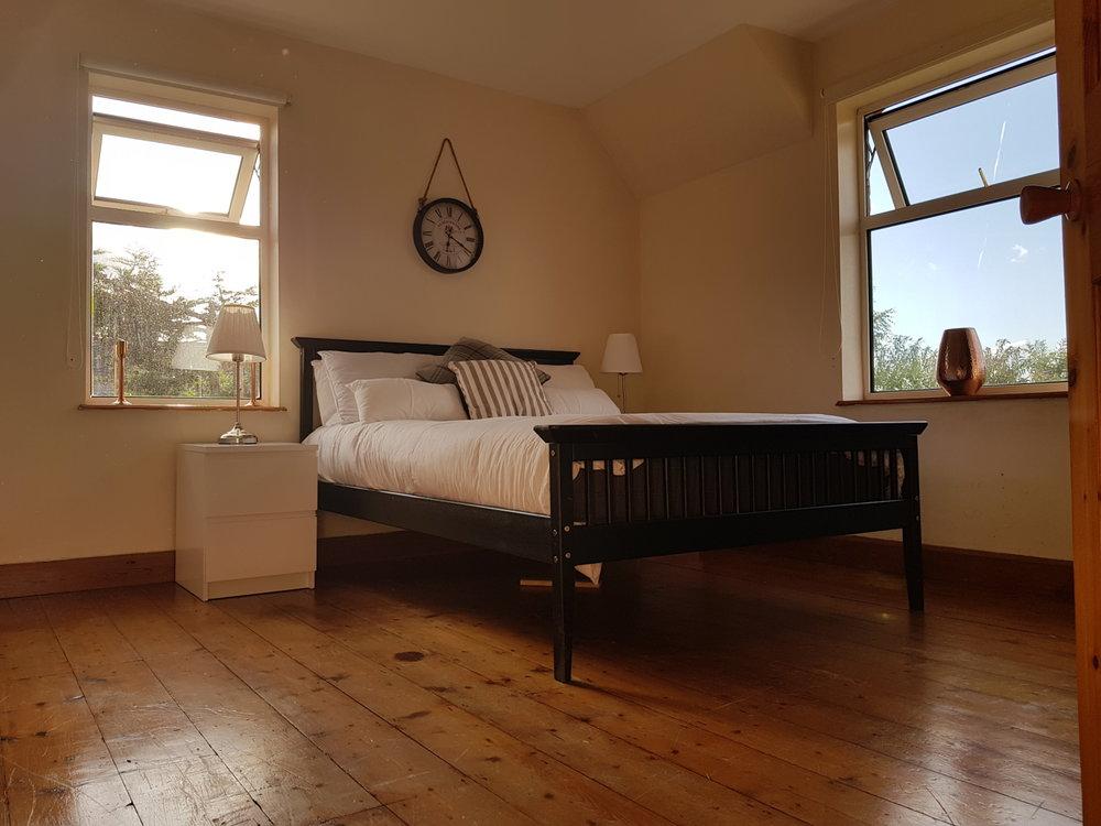 A BakerWalia bedroom