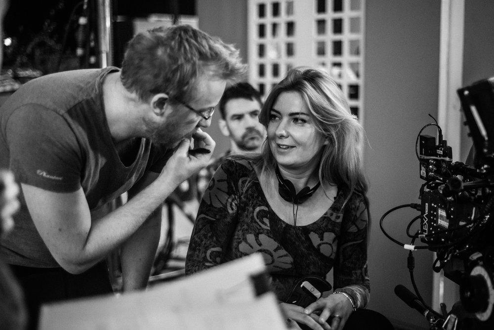 Hugh Welchman and Dorota Kobiela - image courtesy of  BreakThru Films