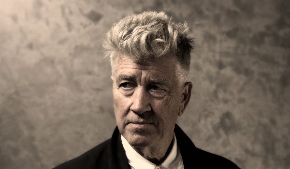 Photograph of David Lynch by  Dean Hurley  - courtesy of the artist