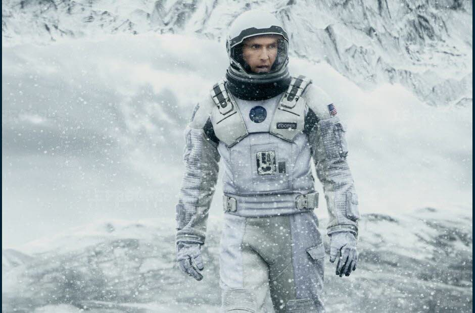 Interstellar  (2014) Feat. Matthew McConaughey as Cooper