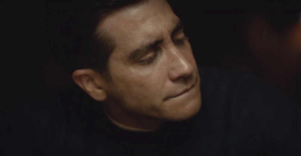 Jake Gyllenhaal (as Jerry Brinson) in  Wildlife  (2018) - courtesy of IFC Films