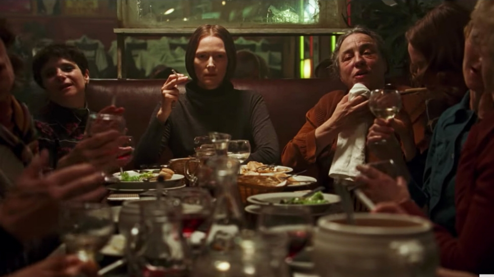 Suspiria  (2018) Tilda Swinton as Madam Blanc - courtesy of Amazon Studios