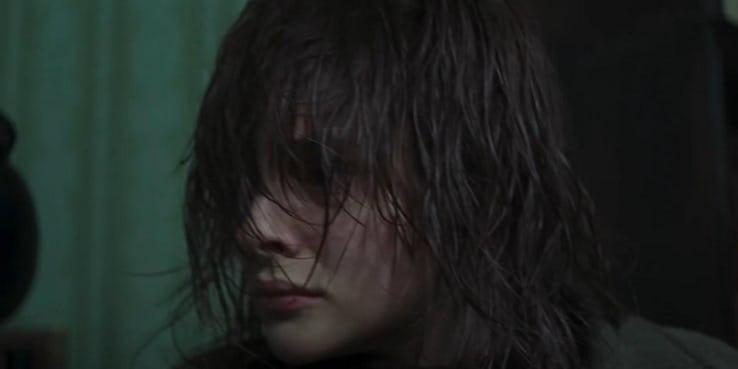 Suspiria  (2018) Chloë Grace Moretz as Patricia Hingle - courtesy of Amazon Studios
