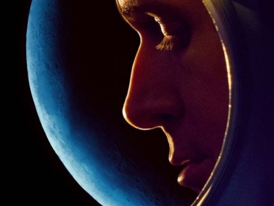 First Man (2018) Movie Poster