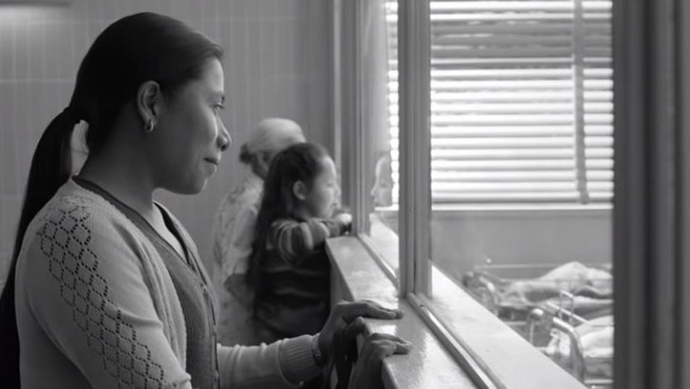 Roma  (2018) - feat. Yalitza Aparicio as Cleo, dir. Alfonso Cuarón - courtesy of Netflix